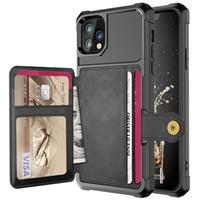 럭셔리 지갑 PU 가죽 케이스 아이폰 12 미니 11 프로 최대 XR XS X 케이스 iPhone SE 2020 7 8 Plus에 대 한 보호 셸 플립
