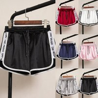 2020 Summer Women Sport Fitness Yoga Shorts Women Athletic S...