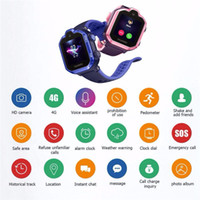 الأصلي هواوي ووتش الاطفال كاميرا 3 برو الذكية ووتش دعم LTE 4G مكالمة هاتفية GPS NFC سوار مقاوم للماء ساعة اليد للحصول على الروبوت دائرة الرقابة الداخلية فون