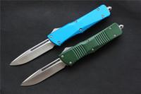 Hochwertiges VESPA Messerklinge: D2 (S / E Satin) 6 Farben Griff: Aluminium, Außen Camping Überlebensmesser EDC Werkzeuge, Küchenmesser Freies Verschiffen