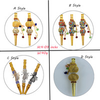 NEW Handmade metal Hookah Mouthpiece Mouth Tips Pendant Arab...