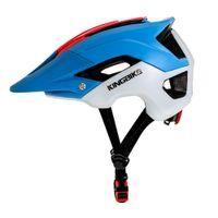 KINGBIKE Bicycle Road Bike One-Piece Riding Helmet-J-654 Capacete barato Anti-Vibração, Proteção do sol, moda atmosférica, adequado para superar