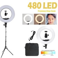 18inch 36W 5000K Camera Ring Light and Light Stand Lighting ...