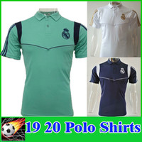 Polo Shirt 19 20 Real Madrid Leisurewear Soccer Jersey 2019 ...