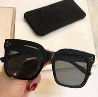 41076 mens güneş gözlükleri erkek güneş kadın güneş gözlüğü moda stil gözlük Yeni en kaliteli kutusu ile gözler Gafas de sol lunettes de soleil korur