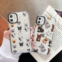 Cute French Bulldog Phone Case for iPhone 7 8 Plus X XS 11 P...