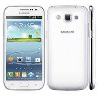 Original Recuperado Samsung Galaxy Win I8552 celular 4.7inch 1G / 4G Quad Core 5.0MP Camera Dual SIM Android 4.1 telefone desbloqueado