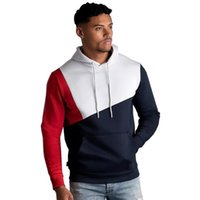 Hommes Sweats à capuche Sweat-shirt à capuche Streetwear coton patchwork Sweat à capuche Homme Sweat à capuche Vêtements grande taille 3XL