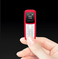 L8STAR BM30 Mini Phone SIM + TF Karte entriegeltes Mobiltelefon GSM 2G / 3G / 4G-Wireless-Kopfhörer Bluetooth Dialer Headset Handy mit MP3