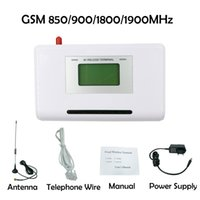 CDT GSM 850/900/1800 / 1900MHZ Feste Funkstation mit LCD-Anzeige, Alarmsystem, PABX, klare Stimme, stabiles Signal