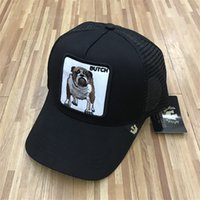 Embroidery Butch Mesh Caps Fashion Luxury Baseball Hats Summ...