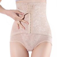 Donne Vita Trainer Mutandine Tummy Controllo Mutandine Butt Lifter Body Shaper Vita Cincher Corsetto Hip Panty RRA631