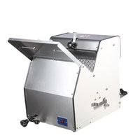 Commercial Bread slicer Elrctric Slicing Machine Toast slicer Stainless steel Bread Cutting Machine Automatic Bread maker