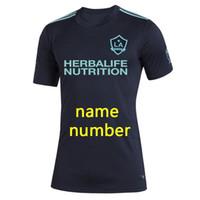 Есть в наличии MLS LA Galaxy Парли Джерси 2019 2020 Фарли LA Galaxy футбол Джерси мужчин 19 20 MLS LA Galaxy Ибрагимович Парли Джерси з-4XL