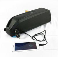 AU UE Russie Sans impôt! Hailong 52V 16Ah 750W 1000W vélo électrique Batterie Li-ion pour portable NCR3200BD Downtube kit ebike Bafang