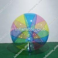 Nuovo Design Water Walking Ball in vendita 1.5M Dia Walk On Water Ball PVC / tpu Water Roller Ball Prezzo a buon mercato