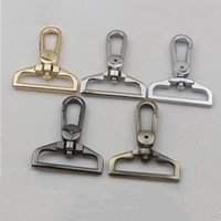 38mm Metal Hook Carbiner Clasp Buckle Bronze for Dog Holder ...