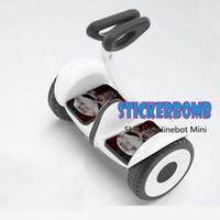 Accessoires ou pièces autocollant pédale Ninebot 9 scooter pour l'équilibre électrique Xiaomi deux roues hoverboard