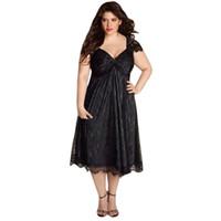 L-5XL حجم كبير اللباس المرأة أكمام الرباط طويل مساء حفلة موسيقية ثوب رسمي النساء السيدات اللباس جودة عالية جديد الموضة