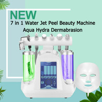 2019 más nuevo !!! Hydro portátil Microdermoabrasión hidro chorro de oxígeno peeling cuidado de la piel tratamiento del acné máquinas de rejuvenecimiento facial