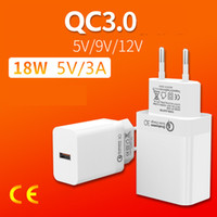 8W USB3. 0 Charger Quick Charger QC3. 0 Fast Charger Mobile Phone Charger for iPhone Samsung Xiaomi QC3. 0 new