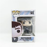 GS 2019 nuovo Funko Pop outsider Vinyl Action Figure Con scatola Regalo giocattolo Qualità bambola FOT KIDS TOYS Figure di film