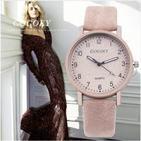 Gogoey Women' s Watches Fashion Leather Wrist Watch Wome...