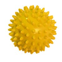 1PCS 8cm Durable PVC Spiky Yoga Massage Ball Trigger Point S...