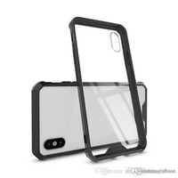 Armor Transparent Clear Air Hybrid Phone Case For iPhone 6 7...