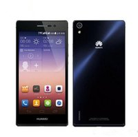 Original Huawei Ascend P7 4G LTE Handy 2GB RAM 16GB ROM Kirin 910T Quad Core Android 5.0 Zoll 13.0MP Smart Handy Günstig