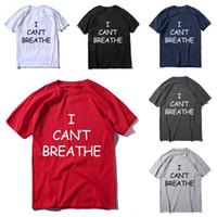 manica traspirante estate della maglietta 2020 delle donne comode breve non riesco a respirare maglietta stampata clothingT2B5028 casa