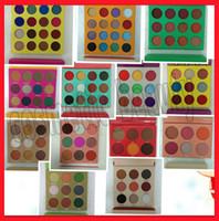maquiagem .Hot Eye Masquerade Palette Paleta de Sombra Zulu Eyeshadow 16 cores 12 cores 6 cores corar Frete grátis