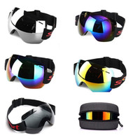 b9849c1b574 New Arrival. Ski Goggles Skiing Snowboarding Goggles Double Lens Anti-fog  Wind Dust UV Adult Ski Glass Snowboard Men Women Snow