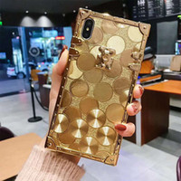 Retail Luxury Leather Phone Cases Fashion Bling PU Skin for ...