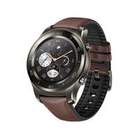 Huawei original reloj 2 Pro inteligente reloj pulsera Soporta llamada LTE 4G GPS del teléfono NFC monitor de ritmo cardíaco Esim Reloj de pulsera para el iPhone Android