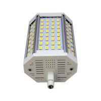 Затемнения R7s из светодиодов лампы 30 Вт 118 мм j118 светодиодные лампы двухсторонние j118 из базы для домашнего освещения прожектор замена ламп
