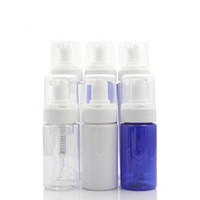 100ml Travel Foamer Bottles Empty Plastic Foam Pump Bottles ...