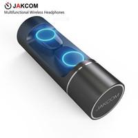 JAKCOM TWS سماعات الرأس اللاسلكية متعددة الوظائف الجديدة في سماعات الرأس مثل ساعة اليد x9 dodocool