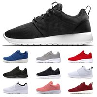 2020 дешевые Tanjun Run один кроссовки для мужчин женщин бегунов тройной черный белый красный дышащие мужские тренер лондон спортивные кроссовки