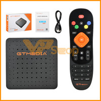 GTMedia iFire Box Super Receiver Built-in WiFi Full HD Smart Set Top Box iFire TV Box com IR Remore Controle