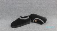 Hot Sale-Boot Frauen Mann Klassische Winter SLIPPER Stiefel Knöchelschneestiefel Winterschuhe WGG MAN TASMAN Schuhe Größe 34-44
