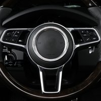 자동차 스타일링 스티어링 휠 엠블럼 장식 3D 커버 스티커 자동차 액세서리를 들어 포르쉐 마칸 파나 메라 (718) 뉴 카이엔