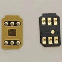 Gratis DHL 3M Sticker Lijm VSIM V6 Ontgrendel SIM-kaart voor IP6 6S 7 8 X XS XR XSMAX 11PRO Gevey