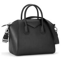9Antigona borse del progettista femminili fashion brand tote di alta qualità spalla business notebook donne di cuoio vero lusso della borsa della borsa crossbody