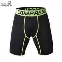 Men Gym Clothing Compression Jogging New Quick- drying Short ...