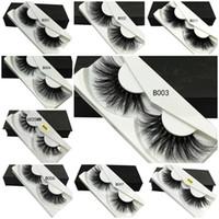 NEUE 25mm Lange Falsche Wimpern Wahre 3d Nerz Wimpern 5d Nerz Wimpernverlängerung Natürliche Weiche Wimpern Makeup Tool