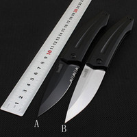 OEM Kershaw 72 720 7200 Lançamento II Handle tático faca dobrável CPM-154 lâmina de alumínio Tools Outdoor Camping Survival Canivetes EDC