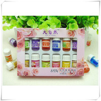 Each Plant Fragrant Essential Oil Set Relax Aromatherapy Oil...