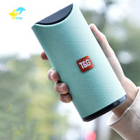 Speakers Vitog TG113 Bluetooth sem fio Subwoofers Handsfree Chamada Perfil Stereo Baixo Suporte TF USB Cartão AUX Line In Hi-Fi 1200mAh carga 3