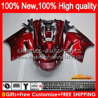 Body For KAWASAKI ZX- 11R ZZR 1100 CC ZX11R 90 91 92 30HC. 0 Z...